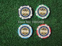 Wholesale freeshipping EA new design golf poker chip ball marker