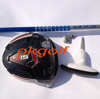 Wholesale 2015 New golf driver TM cc R15 driver or degree with japan tour AD BB6 stiff graphite shaft golf clubs