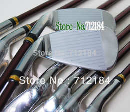 Wholesale golf Clubs Women New man Majesty Prestigio Golf irons set P A S Graphite shaft with headcovers EMS