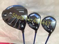 Wholesale 2015 golf clubs G30 driver loft Regular flex G30 fairway wood R flex G30 golf woods include headcover