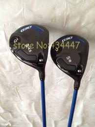 2015 гольф-клубов G30 Фарватер Вудс 3 # 5 # стандартный гибкий свободный хиджаб 2pc G 30 гольф леса правой руки