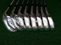 Wholesale 8PCS Golf Clubs Iron Set JPX850 Forged Irons Golf Clubs JPX850 PGw Regular Stiff Flex Steel Shaft Come With Head Cover