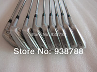 Wholesale 2015 authentic golf clubs APEX pro forged golf irons with project X5 steel shaft real golf clubs iron