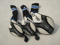 Wholesale Golf Driver Woods Headcovers for SLDR golf clubs head covers headcover set