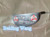 Cheap HOT Sale Golf Pro Type Forged Milled 9HT Putter 34 Inch Steel Shaft Golf Putter Clubs 1PC