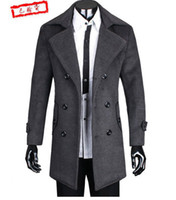 Wholesale winter jacket men fashional mens jackets and coats men s WINTER TRENCH NJ80
