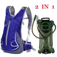 Wholesale With Large Capacity Water Bag Travel Bags Backpacks Sport Bag Casual Daypacks Hiking Camping Cycling CAMEL Bag Outdoor Mochila