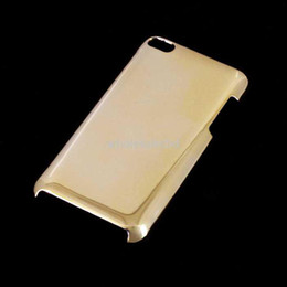 Wholesale UV Flat Back Cover Cases for ipod touch