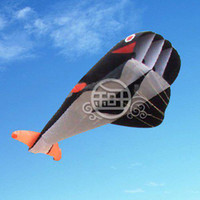 amazing whales - 2 M D HUGE Parafoil Whale Kite Amazing Gift