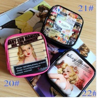 Wholesale Vintage Brand THE BALM beauty women Beauty Cosmetic bag travel bags