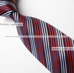 stripes neck tie neckties men's ties neck ties Necktie men ties pattern ties wholesale ties