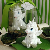 animal scent - Hot Sale Child Party Supplies Birthday Candle Small Candles Lovely Horse Candle Gift for Children