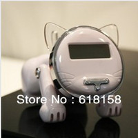 alarms reports - The free delivery cute alarm clock Doremon A Dream speech reported clock chime alarm clock alarm clock cartoon cat