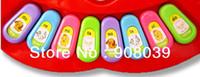 animal organs - Hot Selling Cartoon Animal Farm Harp educational Music Electronic Organ Mini Electroic Keyboard Childhood Toys