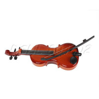 Wholesale Mini Music Violin Kids Children Simulation Plastic Toy Model