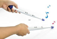 air musical instrument - Drums percussion music beat Rhythm Stick Electronic Drum Sticks Air drumstick for kid toys musical instruments