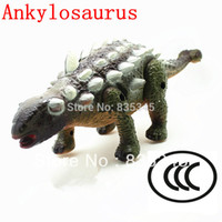 ankylosaurus toy - 100 non toxic toys Ankylosaurus Simulation Dinosaur Electric toys Have Sound lighting can walk