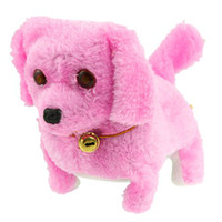 bell marketing - Price Pink Plush Neck Bell Walking Barking Electronic Dog Toy are best selling in the market welcome among students