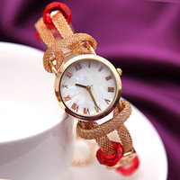 limited edition - Limited Edition Luxury Pearl Women Quartz Wristwatches Casual Ladies Relogios Fashion Crystal Clocks Platinum Bracelet Watches