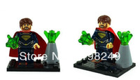 alliance construction - SY187 Super Heroes Star Wars Alliance design superman minifigures DIY construction brick block sets Kids toys