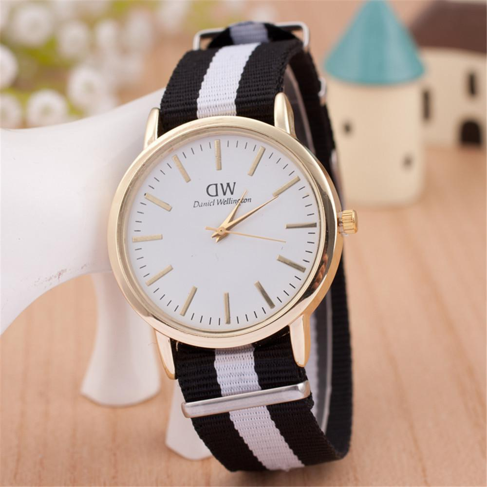 factory price men daniel wellington watch elegant dw nylon quartz see larger image