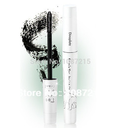Wholesale-2015 korean stage makeup cosmetics mascara Volume Express colossal professional make up Waterproof Black Mascara 197#