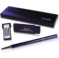 auto refills - 1pcs Professional Makeup Auto Eyebrow Pencil with Refills Maquiagem Sobrancelha