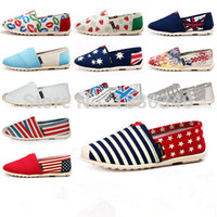 Wholesale Canvas Boat Sneakers - 2015 new women & men canvas shoes casual boat shoes flats loafers fashionable creepers superstar sperry student sneakers shoe