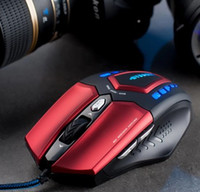 Cheap Wholesale-surprise! Best Selling mouse para jogos Professional Competitive Gaming 6 Buttons for laptops desktops
