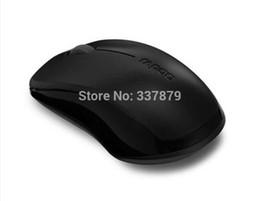 Wholesale Original Rapoo Ghz USB Wireless Mouse Optical Mouse Computer Mouse Ergonomic Mouse ABS Material PC Maus