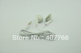 Wholesale Cheap Earphones For IPhone G GS G GS ITouch IPod Ipad MP3 MP4 MP5 PSP Player etc per