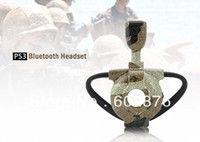 army pc games - Freeshipping Army Style PS3 and PC Bluetooth Gaming Headset for FPS Games Camouflage