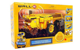 Wholesale Cool Truck Toy WALL E Electronic Truck Playset Ensemble De Camion Without Interior Decal