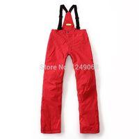 Wholesale New Men Hiking Pants waterproof Men water proof and free breathing thermal wear resistant skiing pants outdoor trousers
