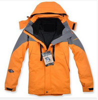Wholesale High Quality NEW Outdoor Climbing Clothes Fashion Two piece Men Sports Coat Winter Waterproof Men s Skiing Jacket