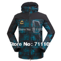best mountain jacket - New arrival men s clothing jackets softshell sports outdoor coat sportswear camping hiking mountain outwear autumn man A best