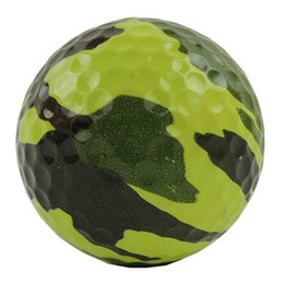 Wholesale 5 Golf ball Camouflage golf ball special golf ball
