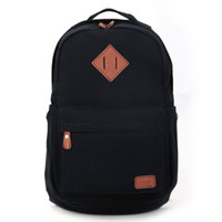 best hiking backpack for women - Eshow Canvas military backpacks for men hiking backpacks for travel knapsack Best backpacking school rucksack HB56
