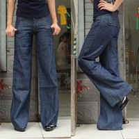 Cheap Wide Leg Trouser Jeans | Free Shipping Wide Leg Trouser ...
