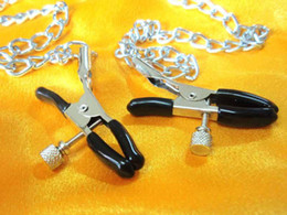 Collar with Tweezer Clamps  Nipple clamps