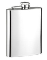 Wholesale 8oz stainless steel flask pocket flask wine flask liquor flask wedding gift