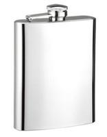 Wholesale 8oz stainless steel flask pocket flask wine flask liquor flask wedding gift