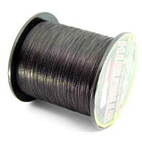 Wholesale 6 LB high quality spectra braided fishing line strands M
