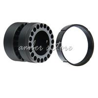 ar rings - Tactical Free Floating Quad Rail Threaded Barrel Nut for AR Quadrail Jam Ring