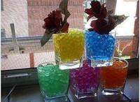 Wholesale Crystal Magic Mud Soil Water Beads Flower plant color u pick KG