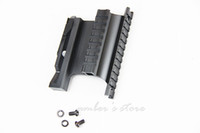 saiga - Quick Detachable Saiga x39 Rifle Double Side mm Rail Base Mount
