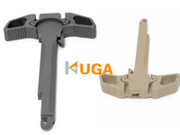 aeg accessories - Butterfly style Metal Cocking Handle for M4 Series AEG Airsoft Mounts amp Accessories