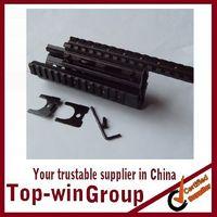 Wholesale AK47 and AK74 Aluminum Tactical x39 Quad Rail Handguard Mount AK handguard Weaver Handguard