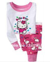 baby night suit - hot selling pyjamas children sleeping wear baby pyjamas cotton children clothes night wear children pajamas kids bed sets suits
