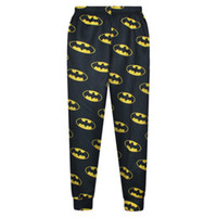 batman winter boots - FASHIONPRINT brand autumn winter new women jogger pants D batman cartoon print gym yoga sportwear